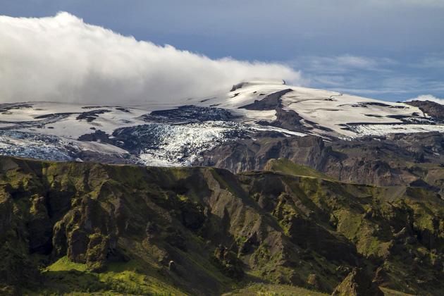 Þórsmörk Glacier