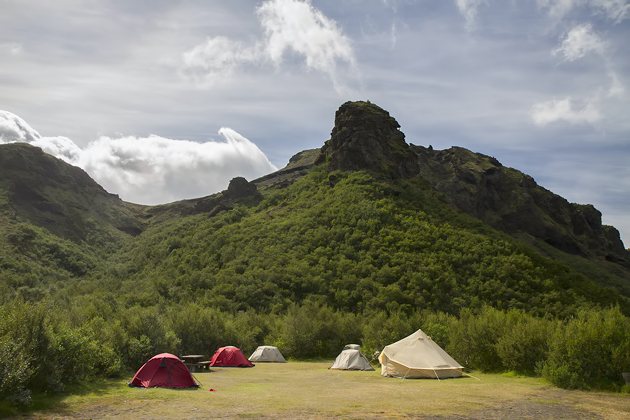 Camping Þórsmörk