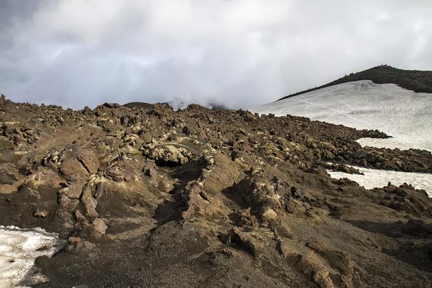 Lava Field Eyjafjallajökull