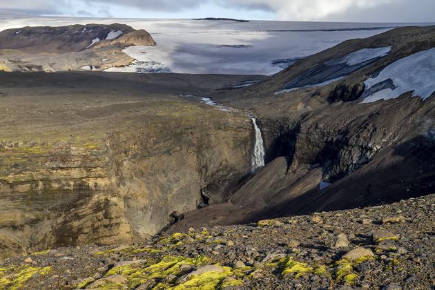 Þórsmörk Waterfalls