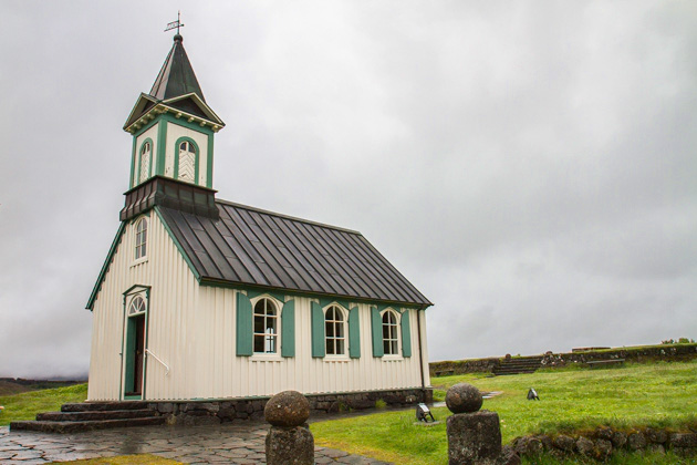 Þingvellir Church