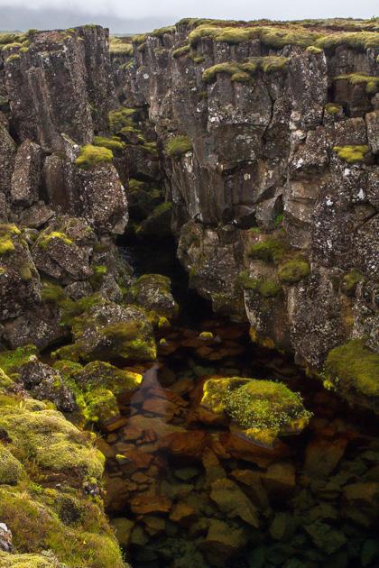 Iceladn Fissure