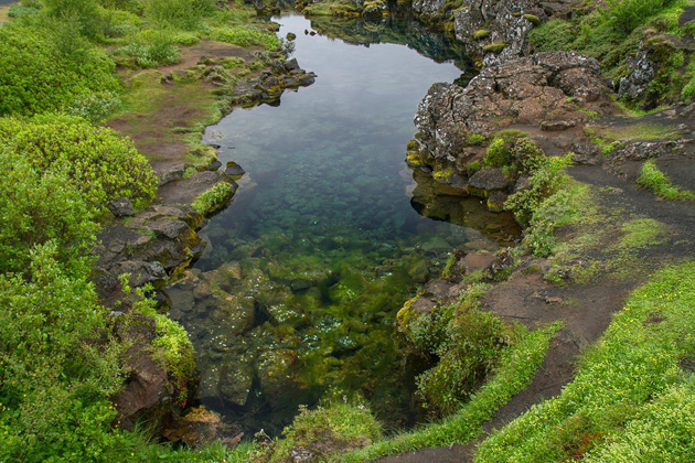 Wishing Well Iceland