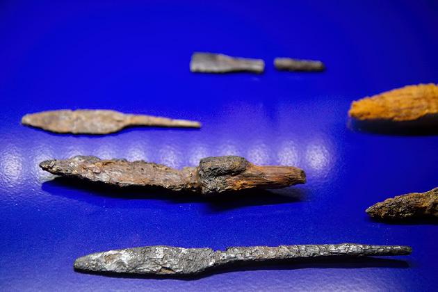 Old Viking Tools