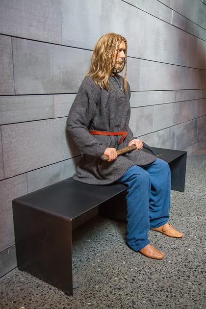 Viking In Reykjavik