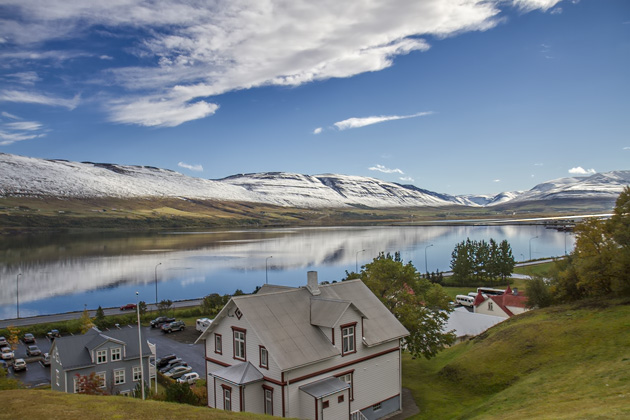 Fjord Akureyri