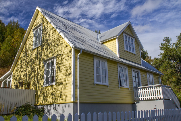 Yellow House Akureyri