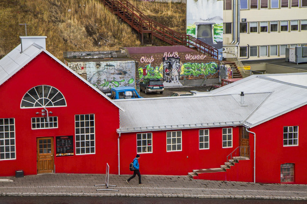 Red House Akureyri