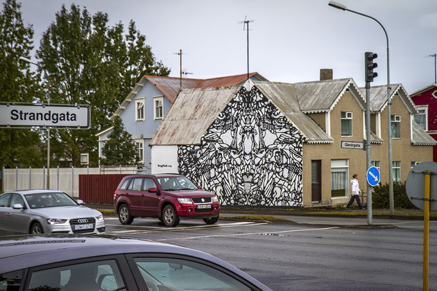Street Art Akureyri