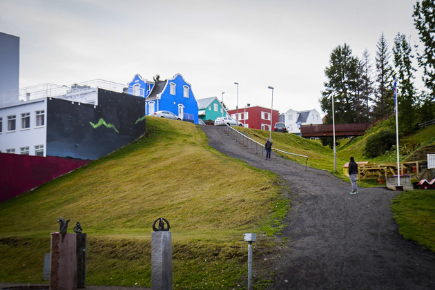 Blue House Akureyri