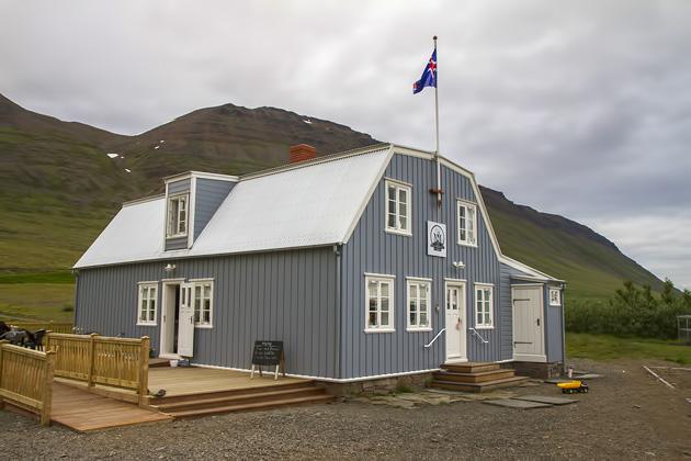 Arctic Fox Center
