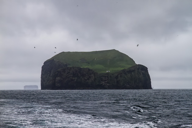 Lonely Westman Islands
