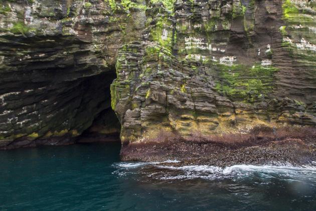 Atlantic Cave Iceland