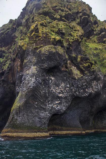 Stone Elephant Iceland
