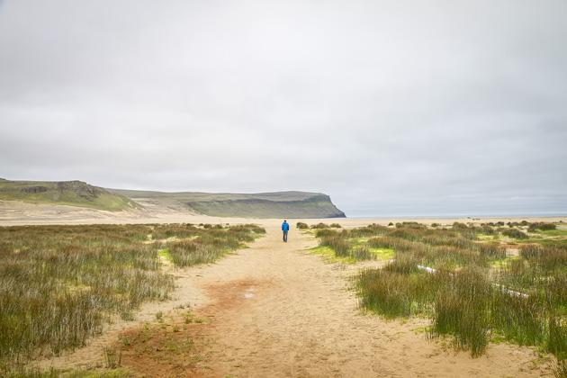 Breiðavík Beach
