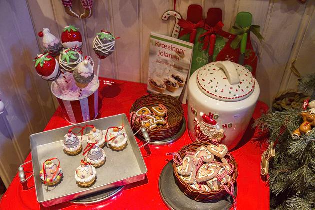 Christmas Cookies Iceland