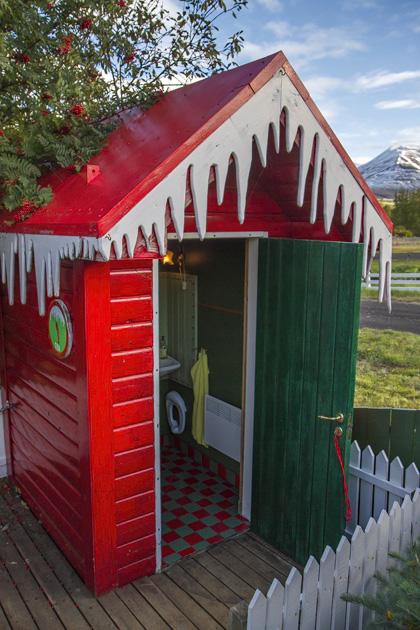 Santa Claus Toilet