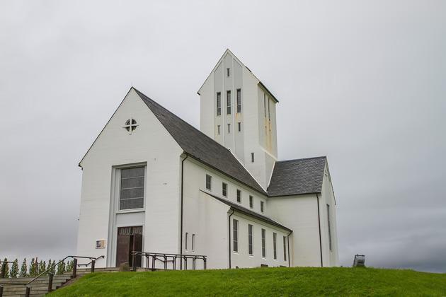 Church at Skálholt