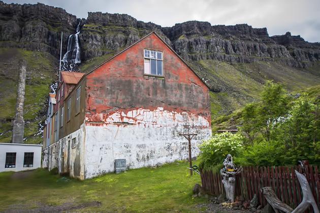 Djúpavík Travel Blog