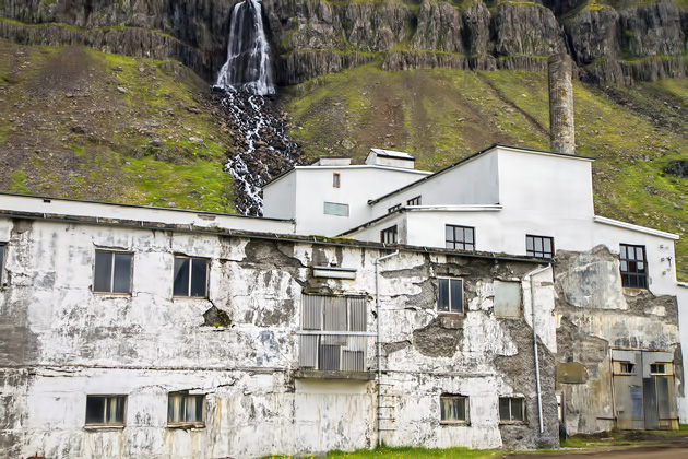 Djúpavík Herring Factory