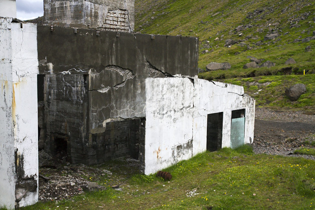 Djúpavík Art