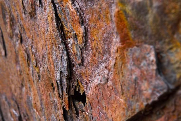 Rust Close Up