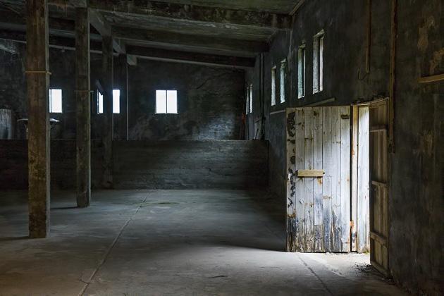 Old Herring Factory