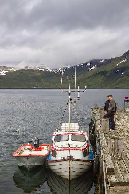 Djúpavík People