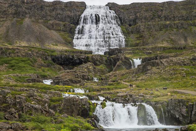 Dynjandi Falls
