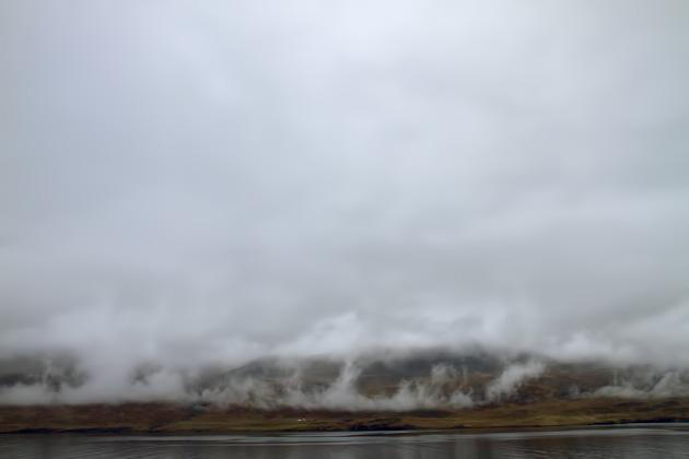 Morning Mist Iceland