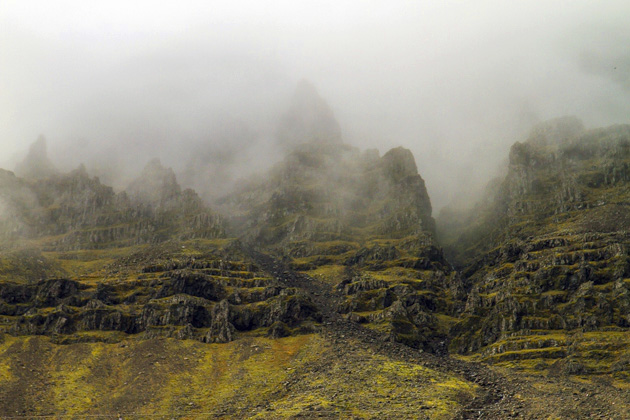 Spooky Iceland