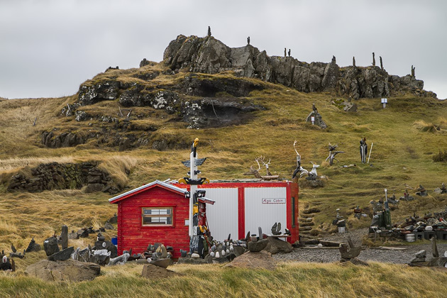 Artists In Iceland