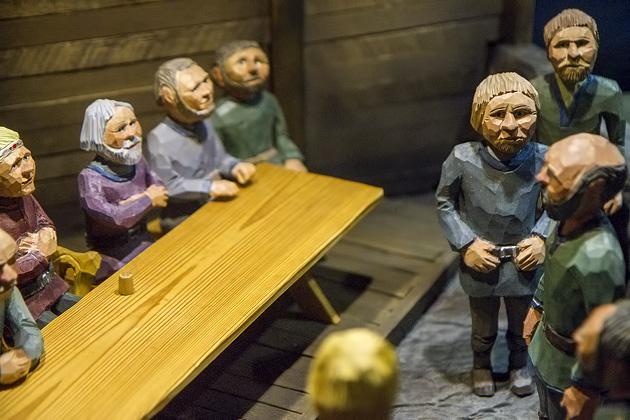 Wooden Saga