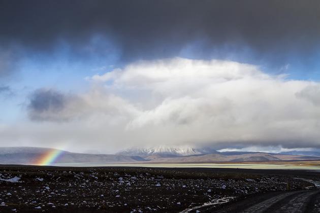 Rainbow Kjölur