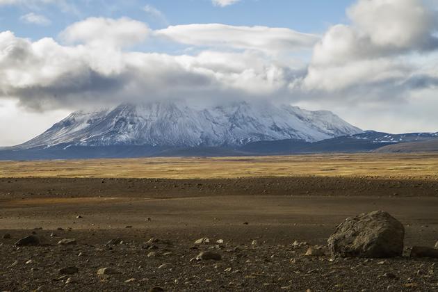 Glacier Kjölur
