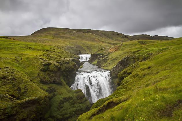 Waterfall Fimnvorduhals