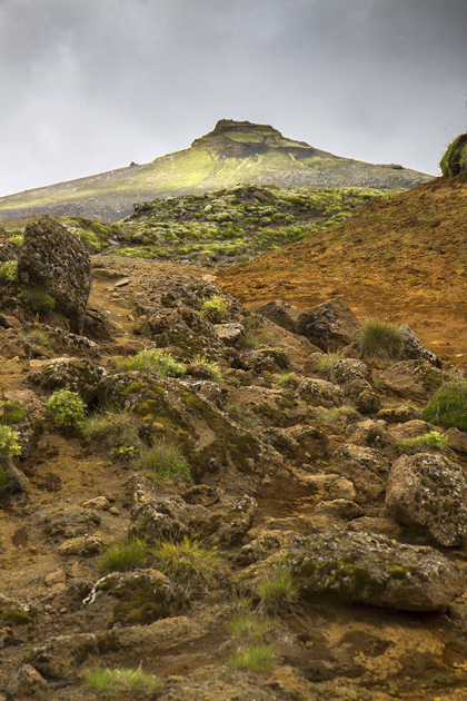 Hill Iceland