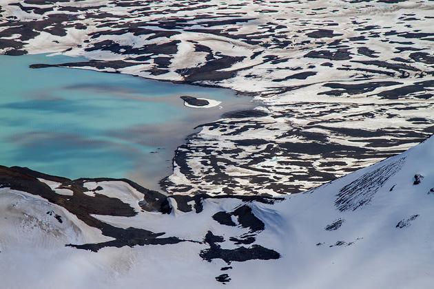 Iceland Ice Lake