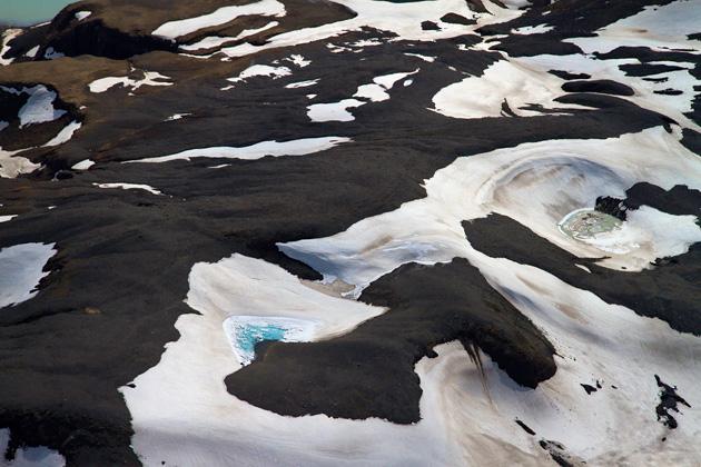 iceland Glacier Flood