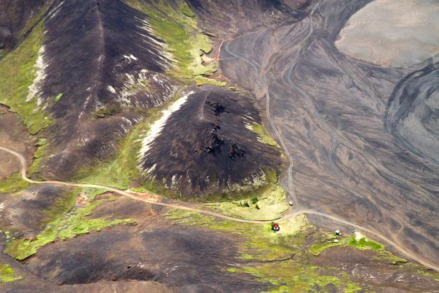 Aerial Tour Iceland