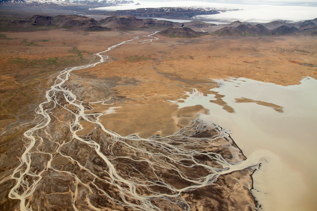 Plane Sightseeing Iceland