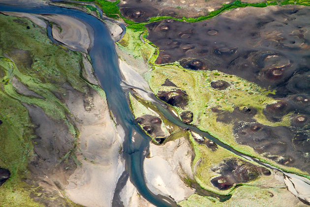 Green Rivers Iceland