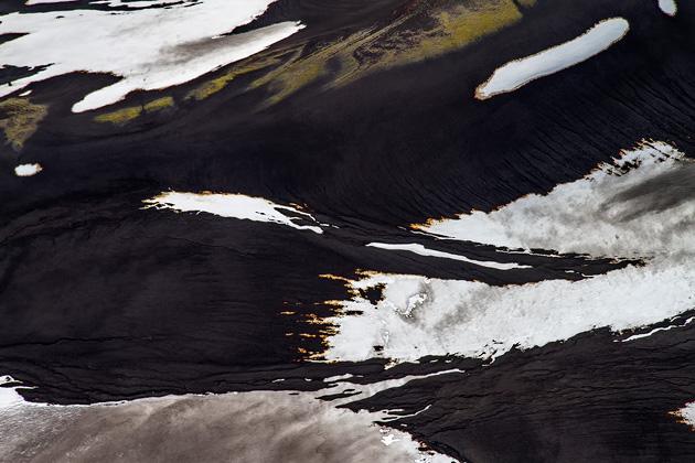 Eyjafjallajökull Ashes