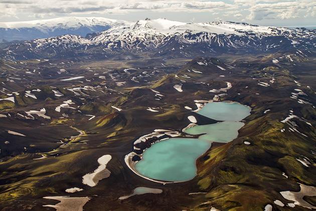 Eyjafjallajökull Lake