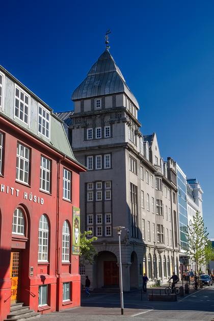 Architecture Reykjavik