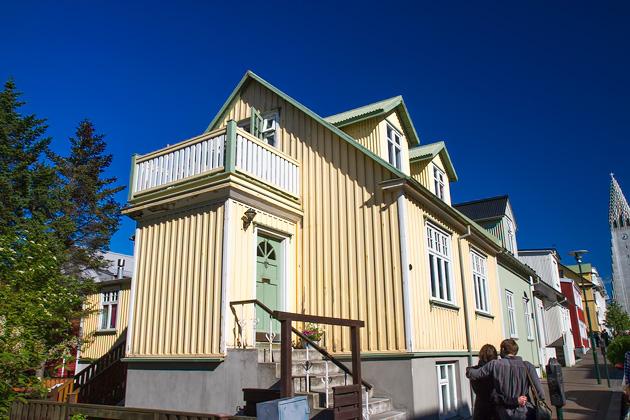 In Love In with Reykjavik