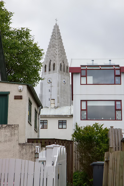 Sneak Church Iceland