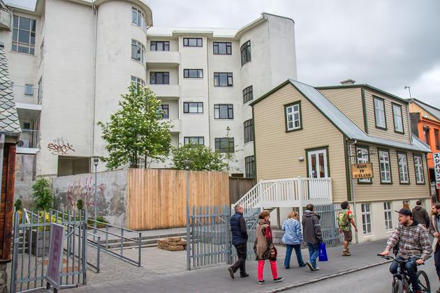 Reykjavik Hipsters