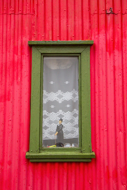 Charly Chapling In Reykjavik