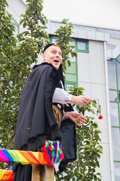 In Drag Mayor Reykjavik Jón Gnarr